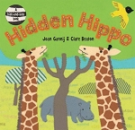 Hidden Hippo Board Book