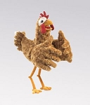 Chicken Puppet by Folkmanis