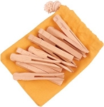 Clothespins in a Bag