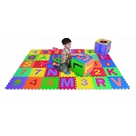 EduShape Edu Tiles - Letters & Numbers - Set of 26