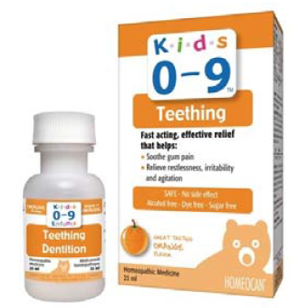 Homeopathic Teething Remedy