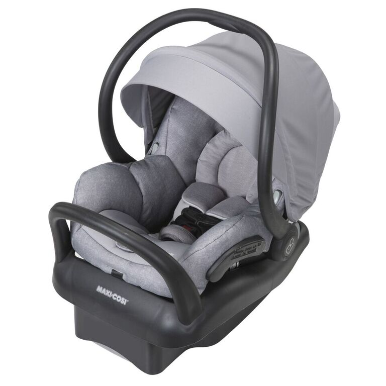 Maxi Cosi Mico Max Infant Car Seat Nomad Black