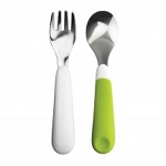 Oxo Tot Fork and Spoon Set