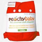 Peachy Baby One-Size Diaper Set