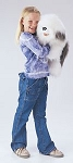 Sheepdog Hand Puppet by Folkmanis