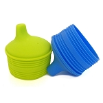 Silikids Sippy Tops - 2 pack