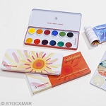 Stockmar Opaque Colour Box - 12 Colours