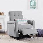Flynn Gliding Recliner by Dorel