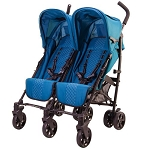 Twice Double Umbrella Stroller by Guzzie + Guss