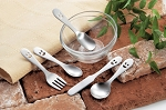 Happy Face Petite Cutlery