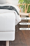 Kama FLEX PLUSH Organic Mattress by Sleeptek