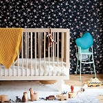 Sparrow Crib & 3 Drawer Dresser by Oeuf - FLOOR DEMO SELL OFF