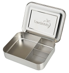 LunchBots Trio Bento - Stainless Steel