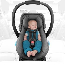 2019 clek LIING Infant Carrier Seat - Carbon