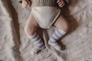Lamington Merino Wool Socks for Infants