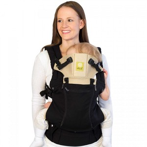 Lillebaby Complete - All-Season Carrier - Black & Camel