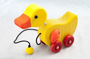 Pull Toy Duck