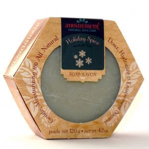 Anointment Holiday Spice Soap