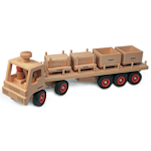 Fagus Articulated Lorry (10.41)