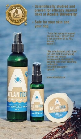 AtlanTICK Body Spray - Family Size (240ml)