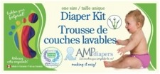AMP Bamboo Diaper Kit