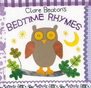 Bedtime Rhymes by Clare Beaton