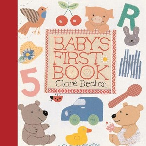 Baby's First Book by Clare Beaton