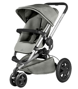 Buzz Xtra Stroller by Quinny - SAVE $125 - FLOOR MODEL (only 1)