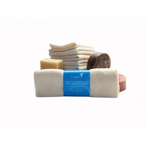 Colibri Organic Cotton Sherpa Wash Cloth - 5 pack