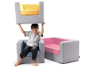 Modern Cubino Kids Chair