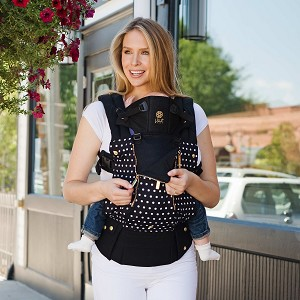Lillebaby Complete - All-Season Carrier - Black Spot On