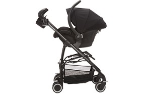 Maxi-Taxi Stroller for Infant Seat