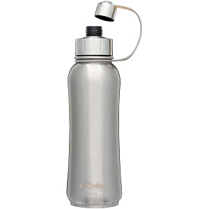 Pure Hydration Multi-Use Insulated Drinking Bottle with Infuser