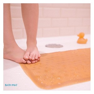Natural Rubber Bath Mat by Hevea