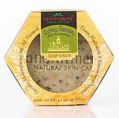 Anointment Spring Garden Soap