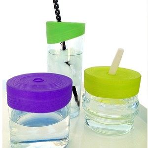 Silikids Straw Tops - 3 pack