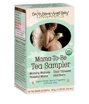 Earth Mama Mama-to-Be Tea Sampler