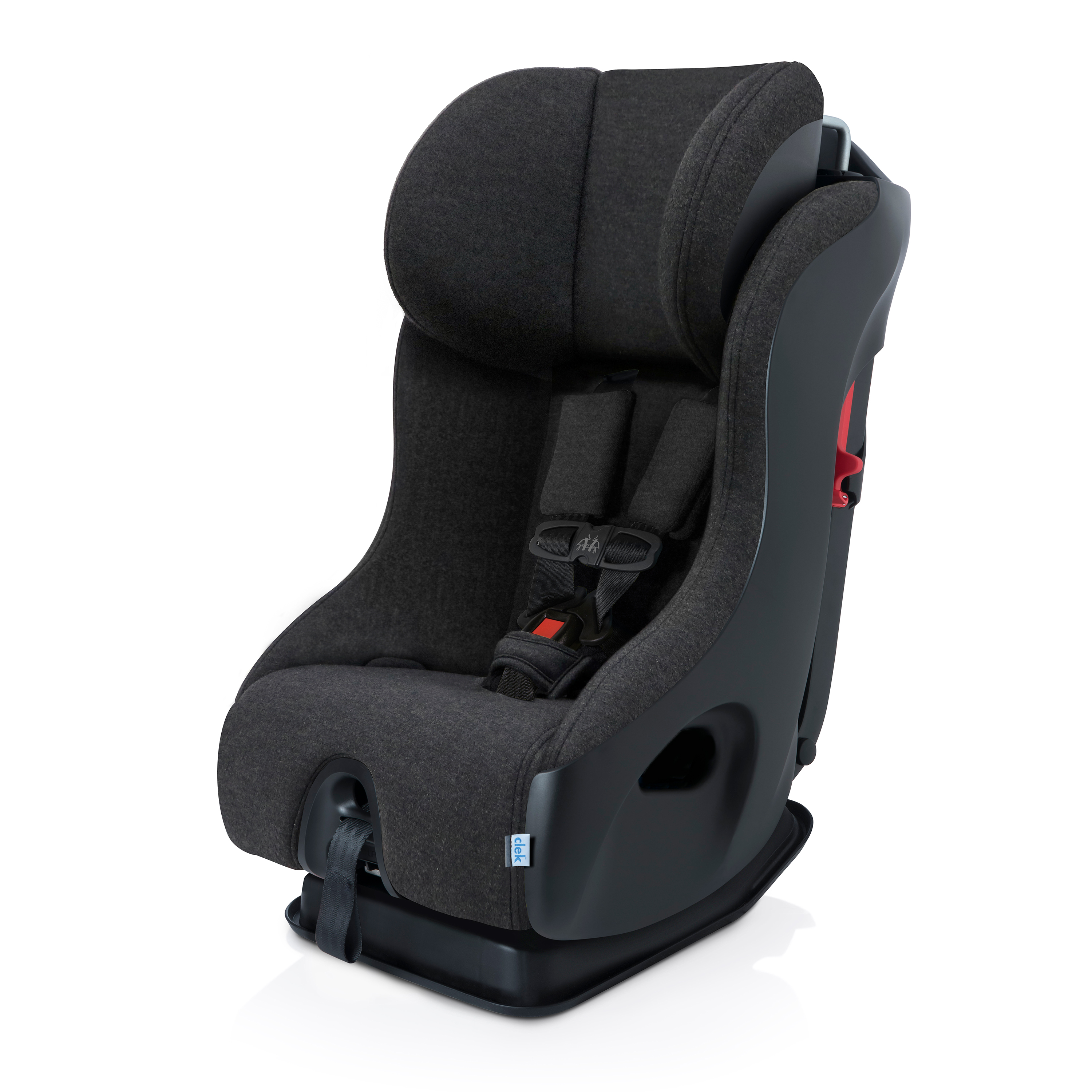 2020 Clek Fllo Convertible Car Seat - Mammoth (Merino Wool)