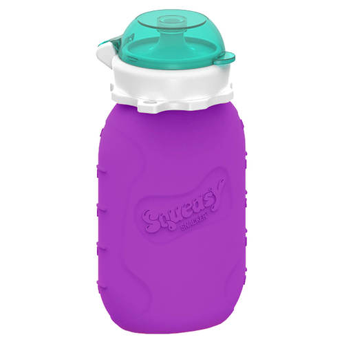 Squeasy Gear Reusable Food Pouch (6 oz)
