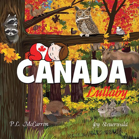 Canada Lullaby Board Book