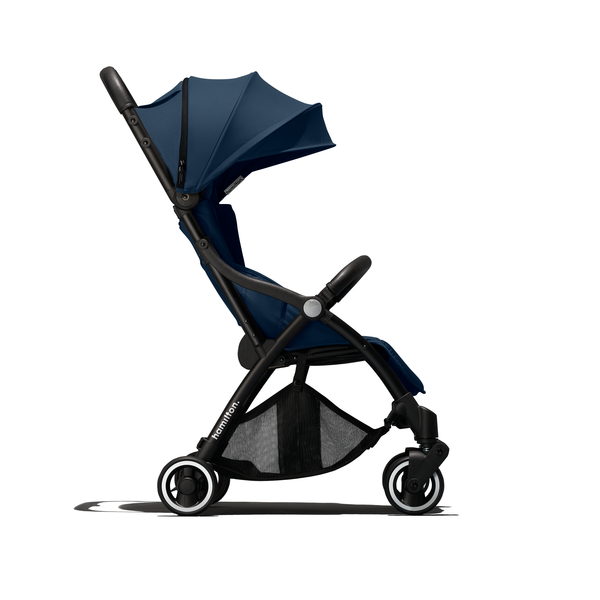 Hamilton Self Folding Compact Travel Stroller