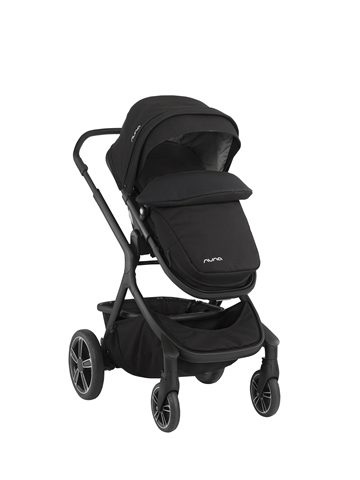 Nuna Demi Grow Stroller - Caviar     **Black Friday Event Pricing Shown**