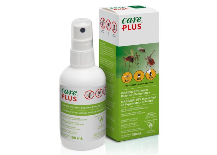 Care Plus Incaridin Insect Repellent (100ml)