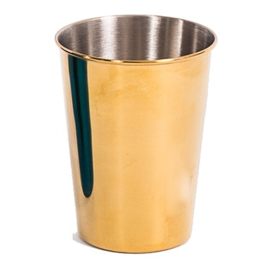 Stainless Steel Tumbler Cups - Gold