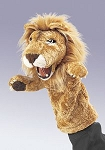 Lion Puppet by Folkmanis