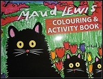 Maud Lewis Colouring & Activity Book Volume 1
