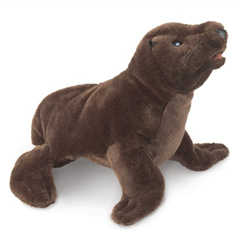 Folkmanis Sea Lion Pup (Retired)