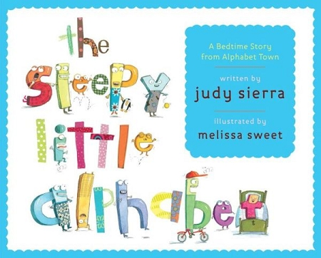 Sleepy Little Alphabet (Large Hardcover)