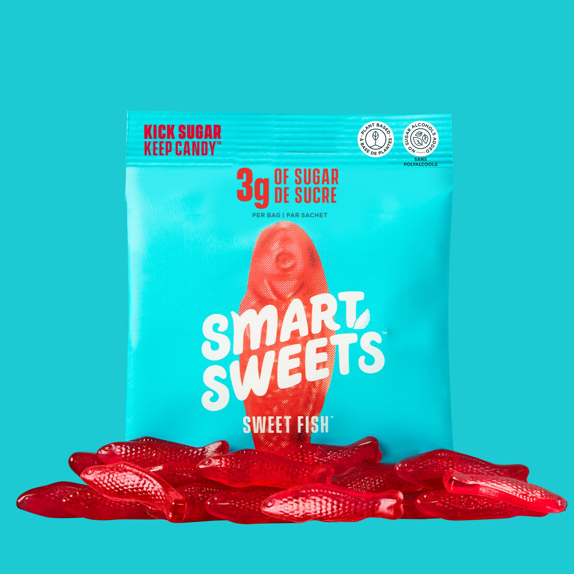 Smart Sweets Sweet Fish