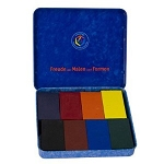 Stockmar Beeswax Block Crayons (8)